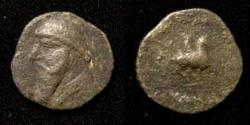 Ancient Coins - Parthian Mithradates II 123-88 BC.AE Tetrachalkous.