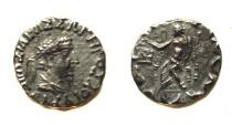 Indo-Greek Hermaeus Circa 40-1 BC.AR drachm