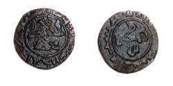 Ancient Coins - Saffarid Ahmed bin Muhammad Sijistan AH 346.