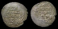 Ancient Coins - Illkhanids Toghay Taimur AH 739-754.AR dirham.