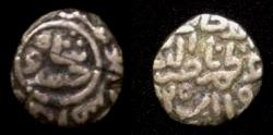 World Coins - India Sultans of Delhi,Nasir-Al-Din Khusru Shah.2 gani.AH 720.