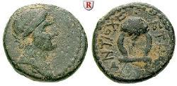Ancient Coins - SELEUKIS AND PIERIA, ANTIOCHEIA AD ORONTEM, Nero, 54-68, AE year 108 = 59-60