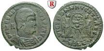 Ancient Coins - Magnentius, 350-353, Bronze Lugdunum