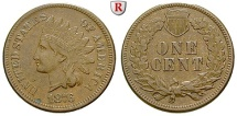 Us Coins - USA, Cent 1876