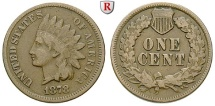 Us Coins - USA, Cent 1878
