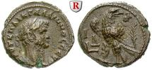 Ancient Coins - EGYPT, ALEXANDRIA, Gallienus, 253-268, Tetradrachm year 14 = 266-267