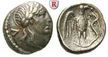 Ancient Coins - BRITANNIA, ATREBATES, Tincomarus (Tincommius), c. 20 BC, Unit approx. 20 BC