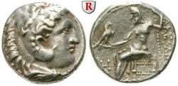 Ancient Coins - EASTERN CELTS, PROTOTYPE: ALEXANDER III., Tetradrachme 3.cent. BC