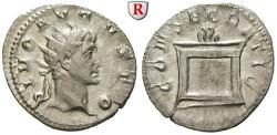 Ancient Coins - Augustus, 27 BC-14 AD, Antoninianus 250-251 unter Trajanus Decius (249-251) Rome