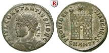 Ancient Coins - Constantius II, Caesar, 324-337, Follis 325-326 Antiochia