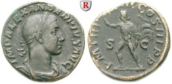 Ancient Coins - Severus Alexander, 222-235, Sestertius 234 Rome