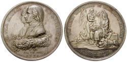Ancient Coins - BRANDENBURG-PRUSSIA, KINGDOM OF PRUSSIA, Friedrich Wilhelm III., 1797-1840, Silver medal 1798