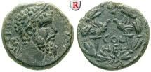 Ancient Coins - COILE SYRIA, HELIOPOLIS, Septimius Severus, 193-211, AE