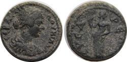 Ancient Coins - Syedra, Cilicia; Lucilla