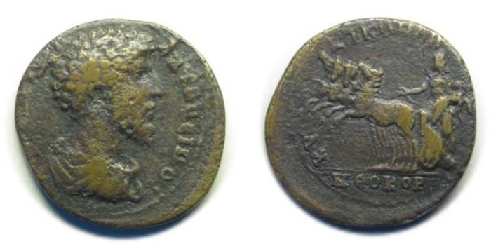 Ancient Coins - Cyzicus, Mysia; Marcus Aurelius