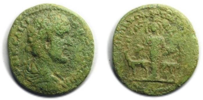 Ancient Coins - Cilbiani Inferior, Lydia; Antoninus Pius