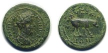 Ancient Coins - Cyzicus, Mysia; Commodus