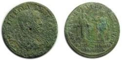 Ancient Coins - Neapolis ad Harpasum, Caria; Homonoia with Harpasa