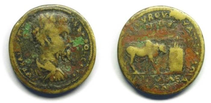 Ancient Coins - Attaleia, Lydia; Septimius Severus