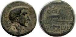 Ancient Coins - Princeps Felix, Cilicia; Octavian / Augustus