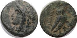 Ancient Coins - Aerae, Ionia