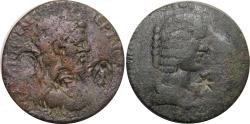 Ancient Coins - Ninica-Claudiopolis, Cilicia; Septimius Severus and Julia Domna