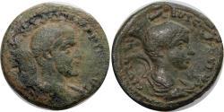 Ancient Coins - Ninica-Claudiopolis, Cilicia; Maximinus and Maximus