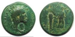 Ancient Coins - Cyzicus and Ephesus; Homonoia; Antoninus Pius