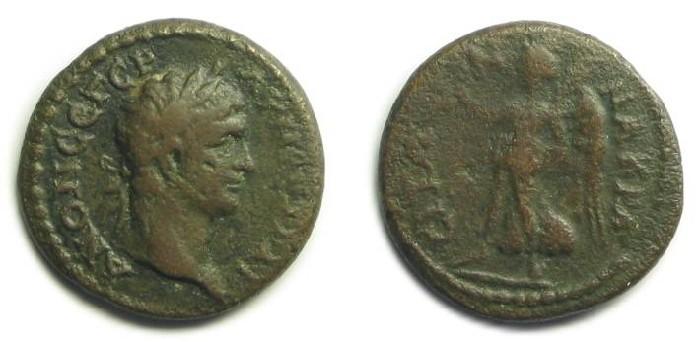 Ancient Coins - Nacrasa, Lydia; Traian