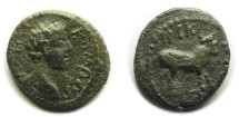 Ancient Coins - Nicaea, Bithynia; Commodus