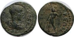 Ancient Coins - Syedra, Cilicia; Maximus