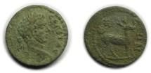 Ancient Coins - Ephesos, Ionia; Geta