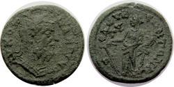 Ancient Coins - Seleukeia, Cilicia; Macrinus