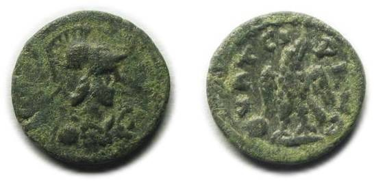 Ancient Coins - Thyatira, Lydia