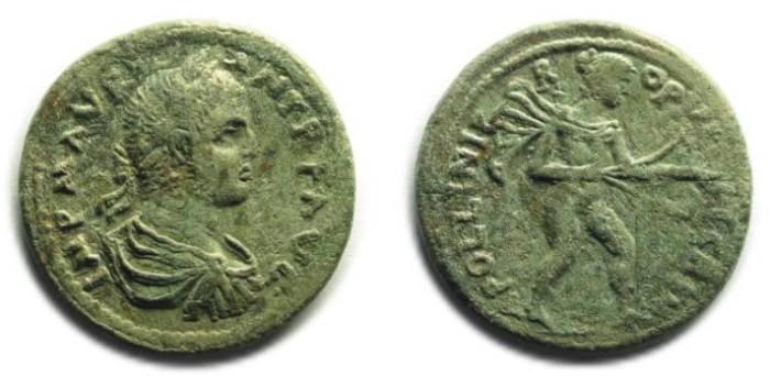 Ancient Coins - Kremna (Cremna), Pisidia; Caracalla