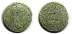 Ancient Coins - Dioshieron, Lydia; Commodus