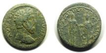 Ancient Coins - Miletus and Ephesus; Homonoia; Lucius Verus