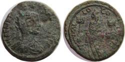 Ancient Coins - Mallus, Cilicia; Herennius Etruscus