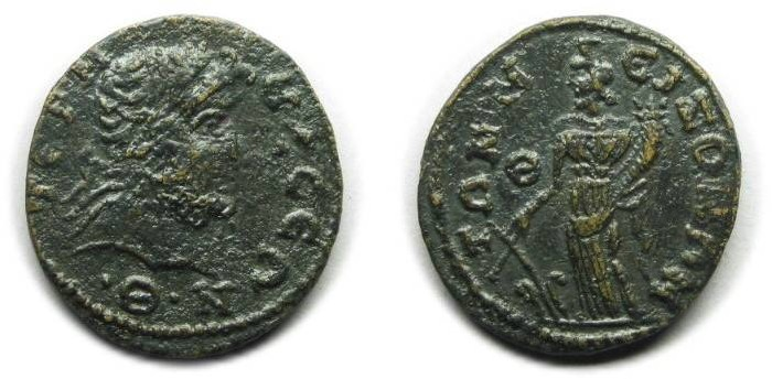 Ancient Coins - Termessus Major, Pisidia