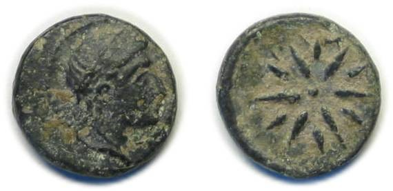 Ancient Coins - Gambrium, Mysia