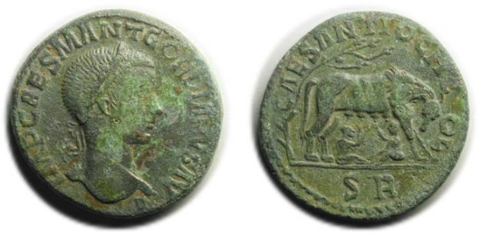 Ancient Coins - Antioch, Pisidia; Gordian III.