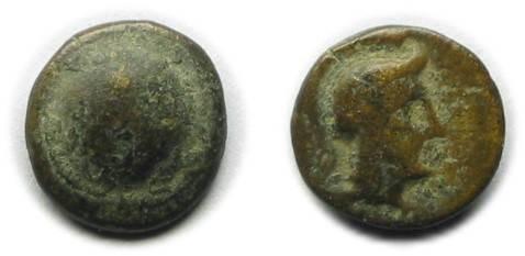 Ancient Coins - Selge, Pisidia