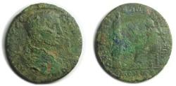 Ancient Coins - Aphrodisias and Antioch, Caria; Homonoia; Severus Alexander