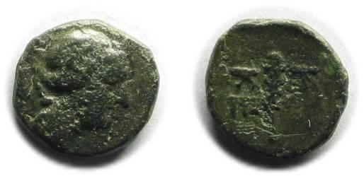 Ancient Coins - Keraitai (Ceraitae), Pisidia