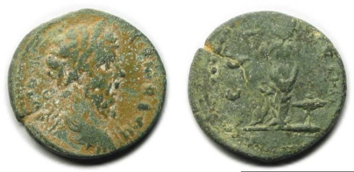 Ancient Coins - Selge, Pisidia; Commodus