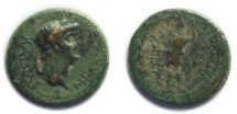 Maeonia, Lydia; Nero