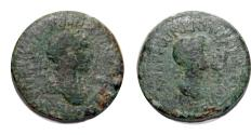 Ancient Coins - Alexandria kat Isson, Cilicia; Traian and Plotina