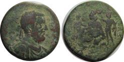 Ancient Coins - Mallus, Cilicia; Macrinus