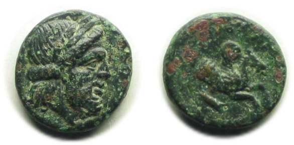 Ancient Coins - Iolla, Mysia