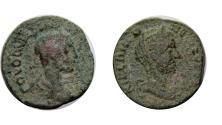 Ancient Coins - Aegeae, Cilicia; Hostilian